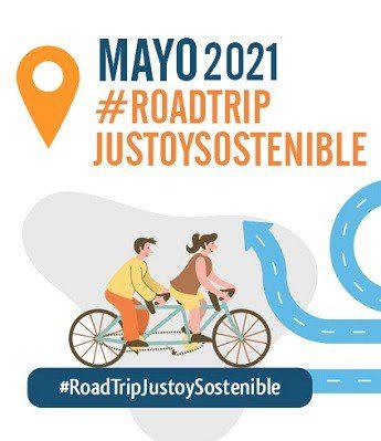 Mes del #RoadTripJustoySostenible ¿te vienes?