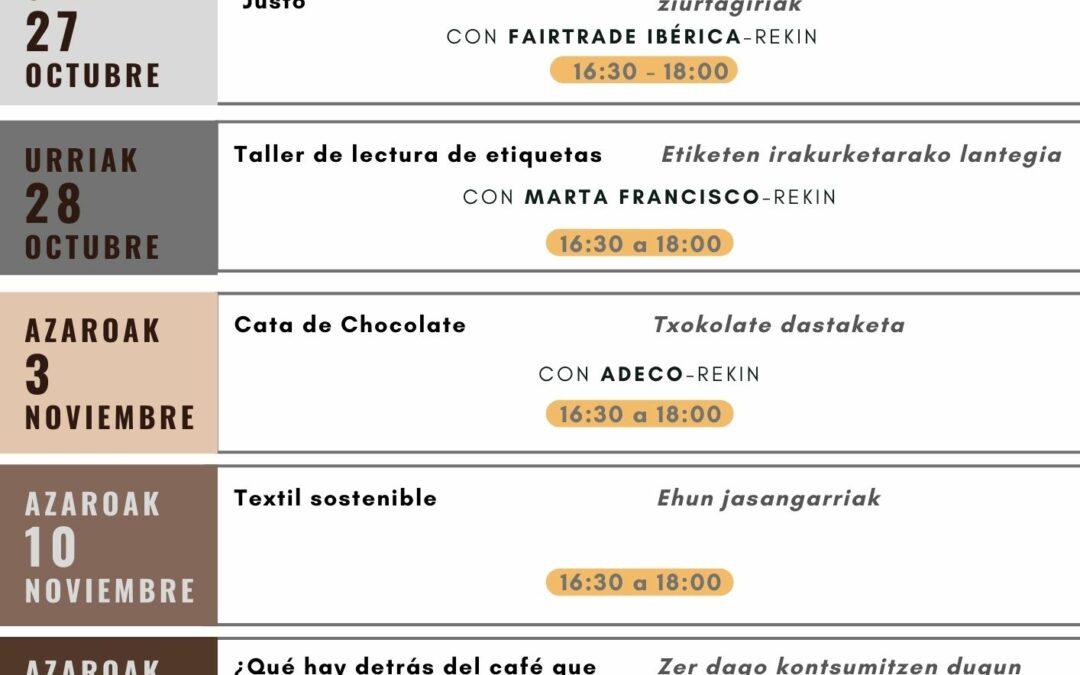 Formaciones on line: Comercio Justo, las personas primero